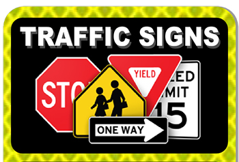 Traffic Signs for Sale