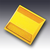 RPM 921-AR-D Amber Road Pavement Marker - Bidirectional